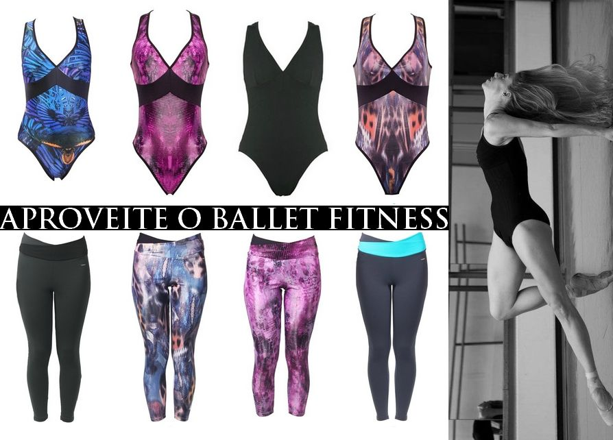 Ballet Fitness: que roupa usar para praticar Ballet Fitness?