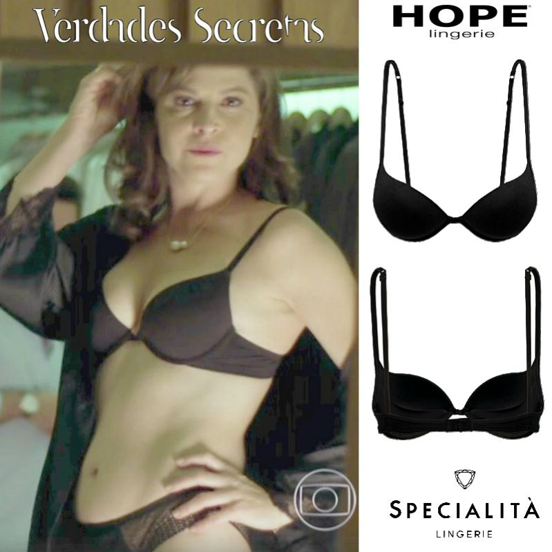 Lingeries de Verdades Secretas - Sutiã de Carolina - Drica Morais