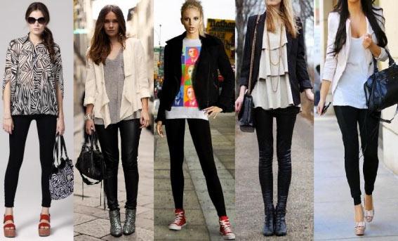 calca-legging-combinada-com-diferentes-tipos-de-sapatos