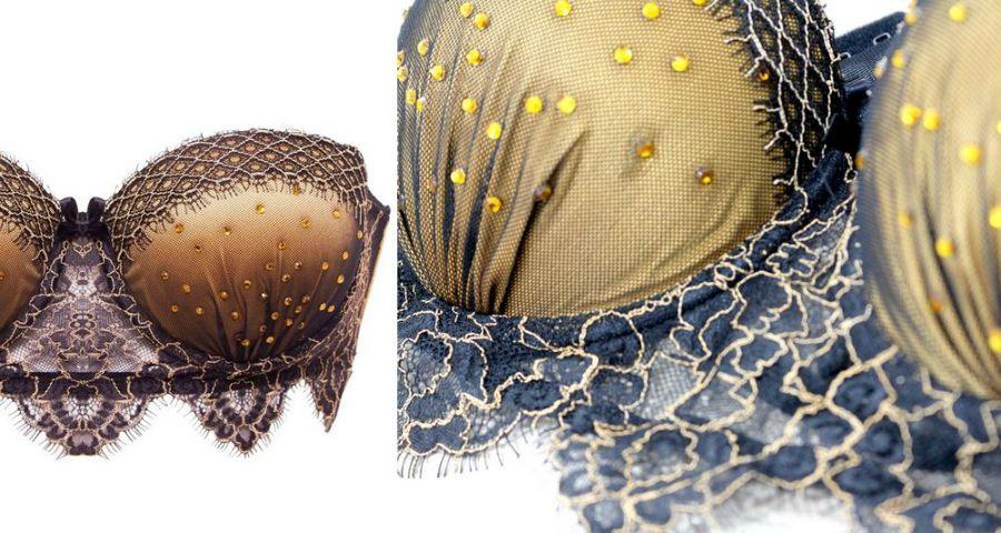 Lingerie de luxo - você ainda vai querer vestir uma De Chelles