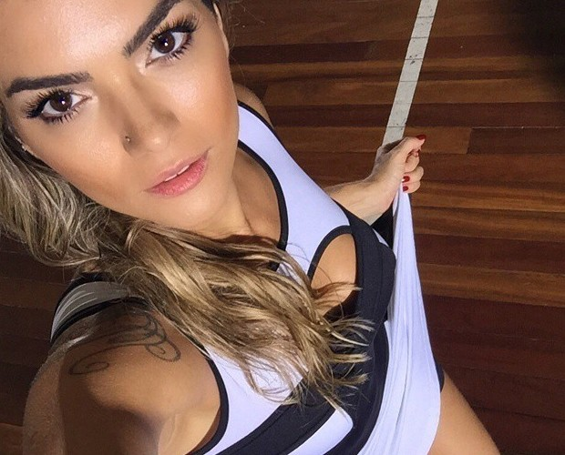 Kelly Key - Musa Fitness da Vestem