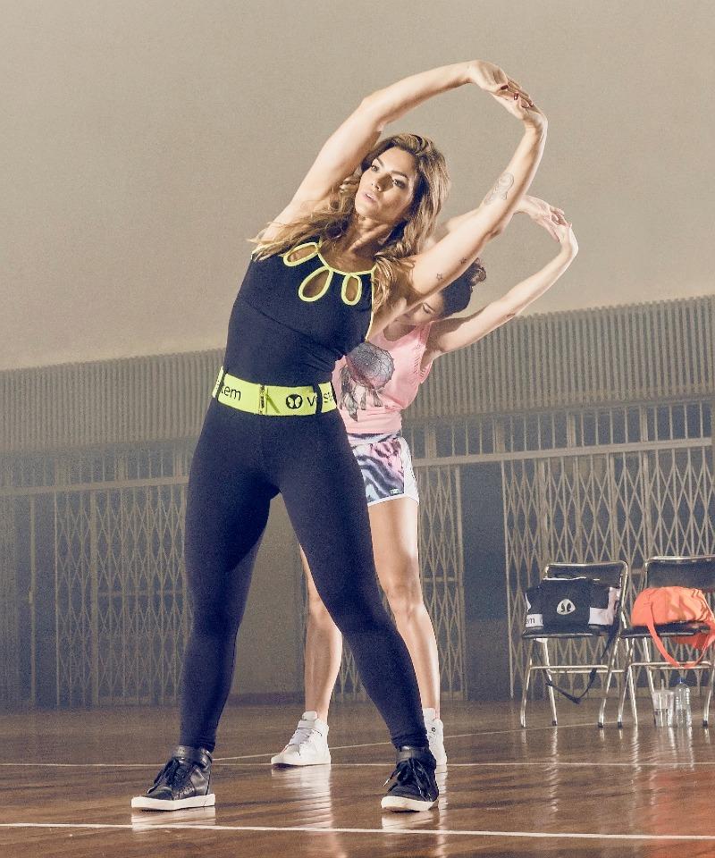 Macacão Fitness da Kelly Key - Musa Fitness Vestem