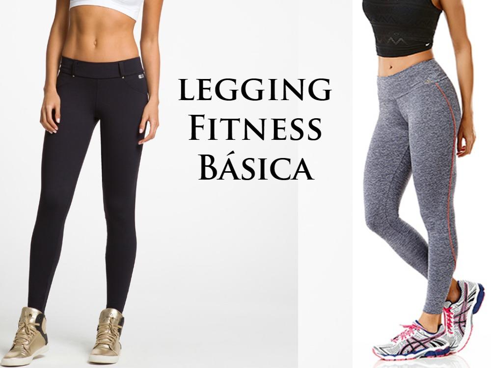 Legging Fitness de todos os estilos