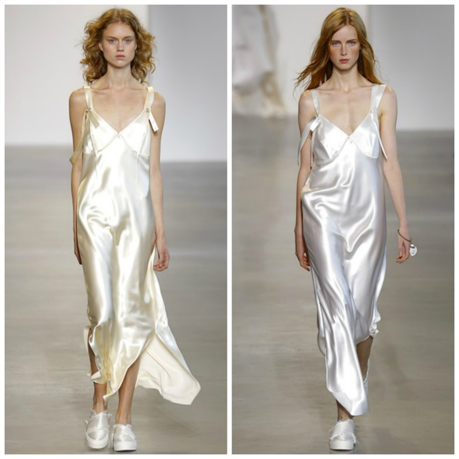 Slip Dress da Calvin Klein
