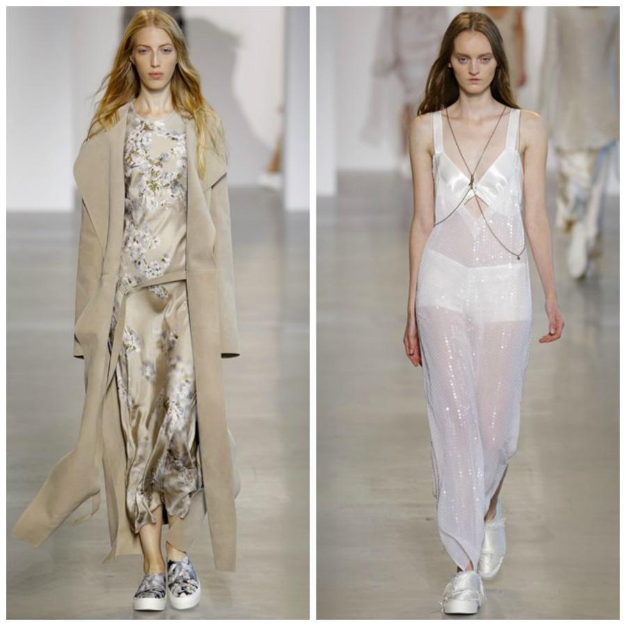 Slip Dress da Calvin Klein
