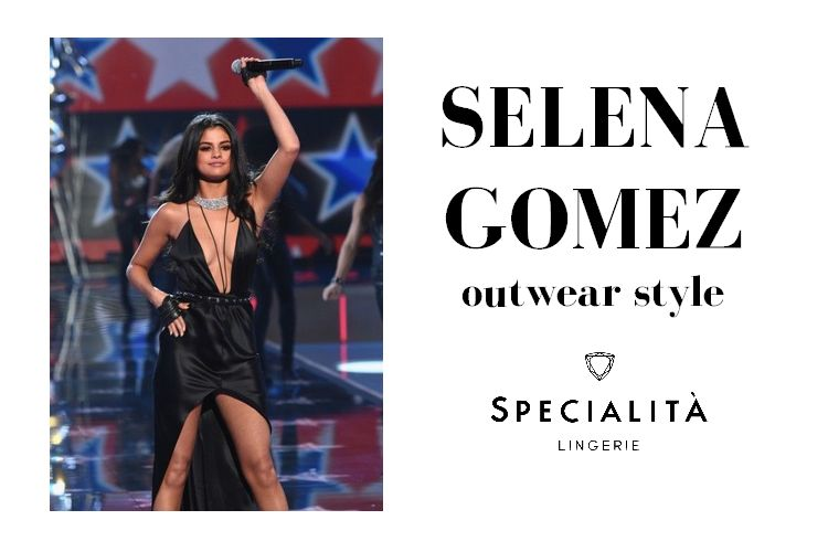 selena gomez victorias secret fashion show 2015