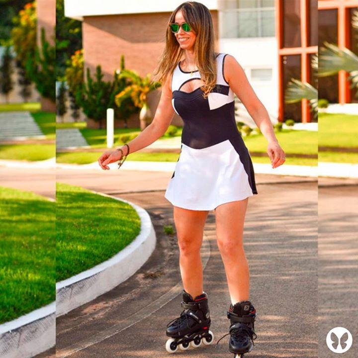 Vestido Fitness - Vestem - onde comprar