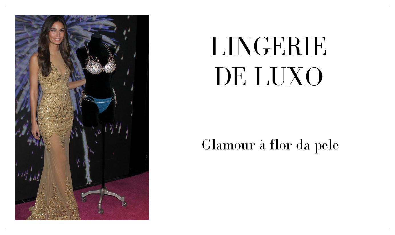 lingerie de luxo sutia fantasy bra victorias secret