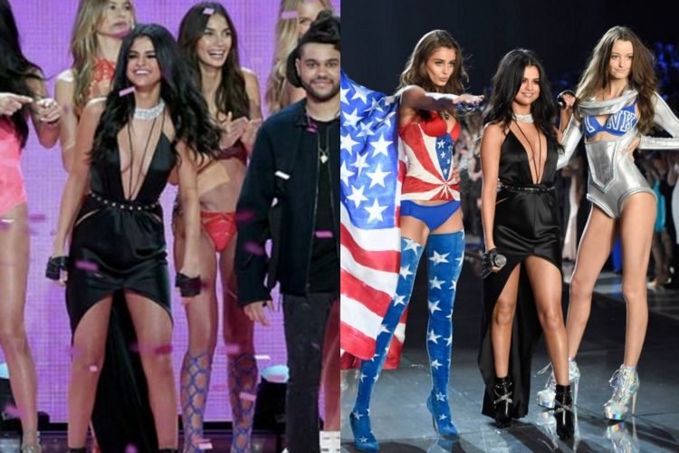 selena gomez no victorias secret fashion show