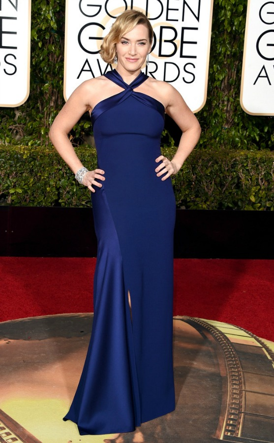 Looks Golden Globe 2016 - Kate Winslet