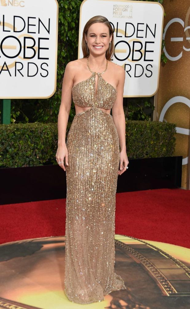Looks Golden Globe 2016 - Calvin Klein