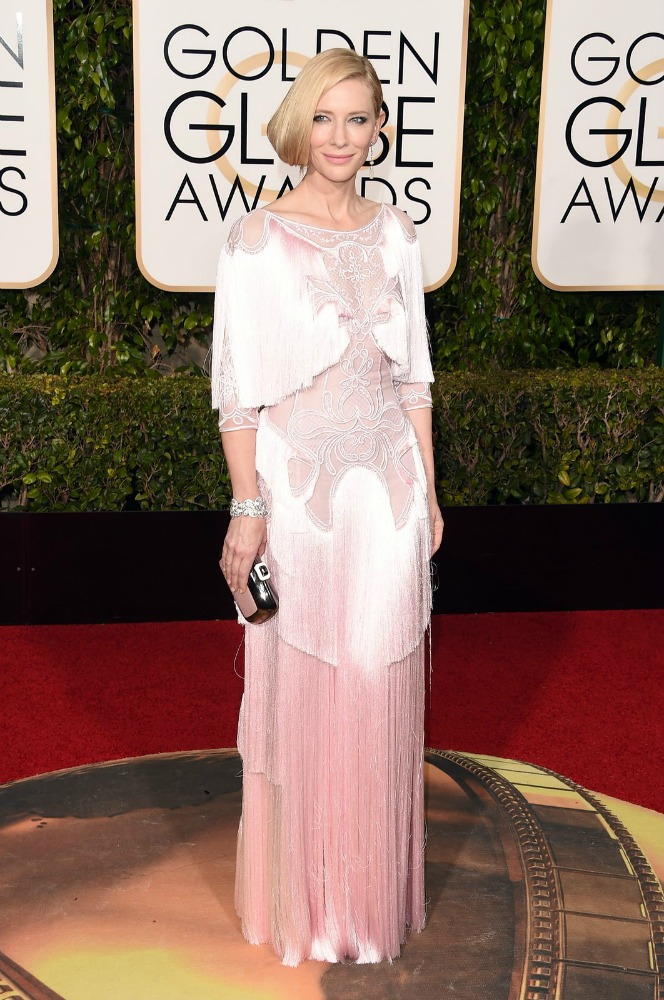 Looks Golden Globe 2016 - Cate Blanchet