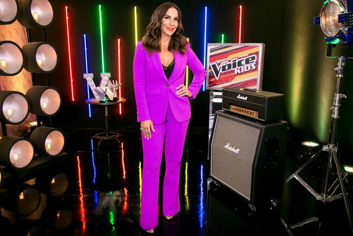 Look Ivete Sangala no The Voice Kids