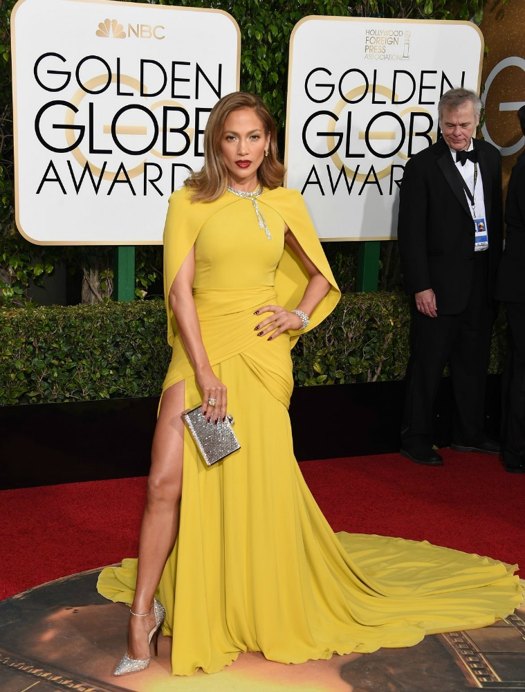 Looks Golden Globe 2016 - Jennifer Lopez