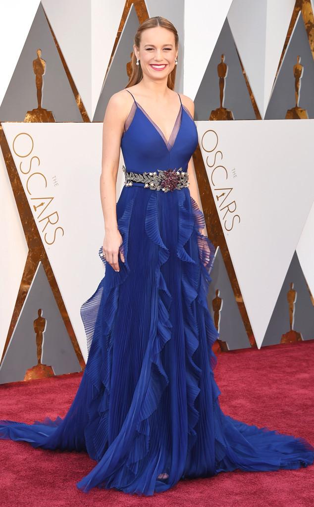 Looks Oscar 2016 - Brie Larson