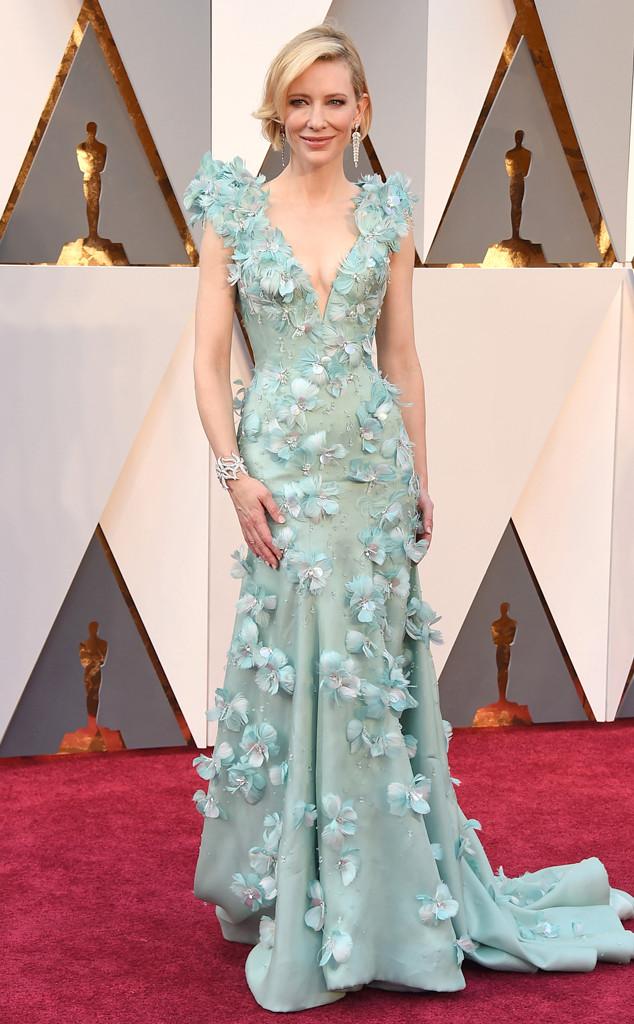 Looks Oscar 2016 - Cate Blanchet