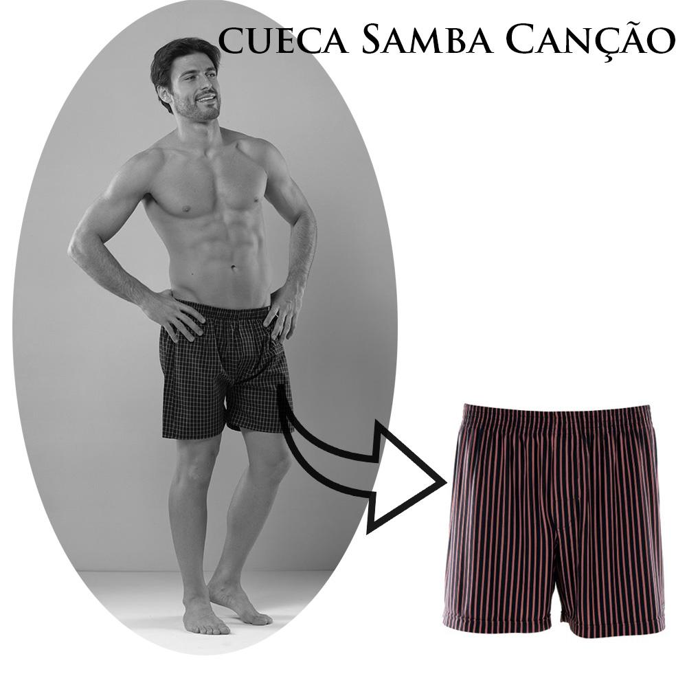 Cueca modelo samba cancao
