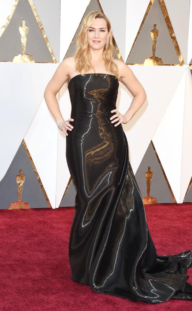 looks Oscar 2016 - Kate Winslet