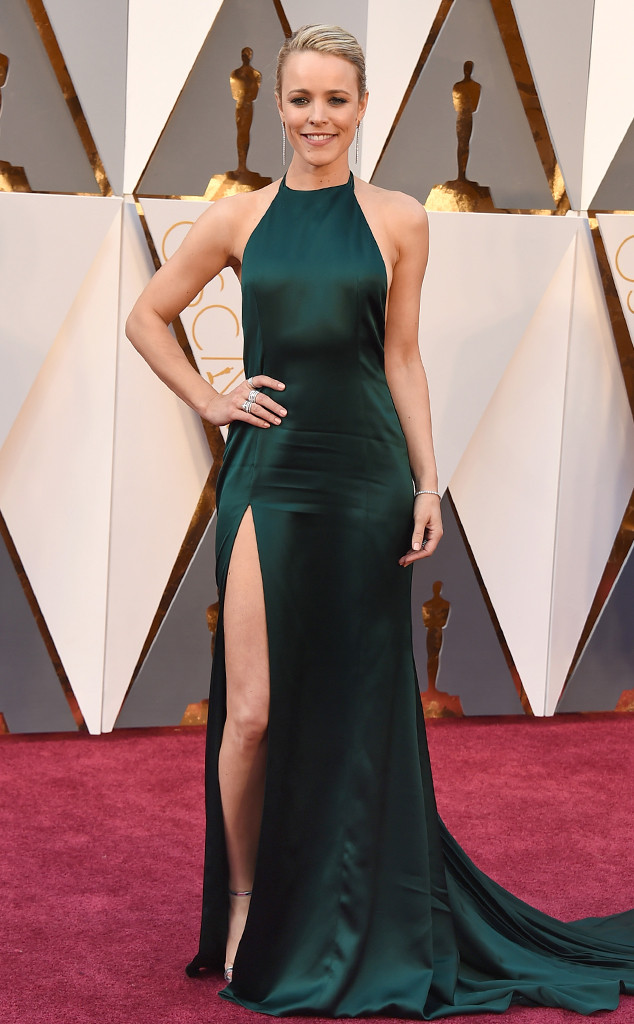 Rachel McAdams Look Oscar