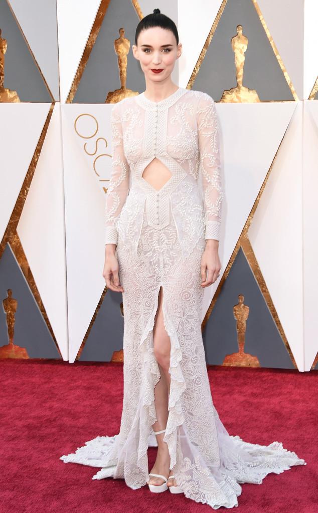 Looks Oscar 2016 - Rooney Mara