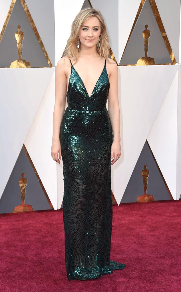 Looks Oscar 2016 - Saoirse Ronan
