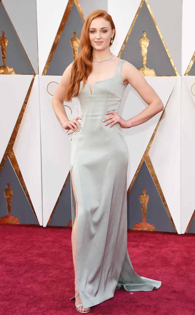 Looks Oscar 2016 Sophie Turner