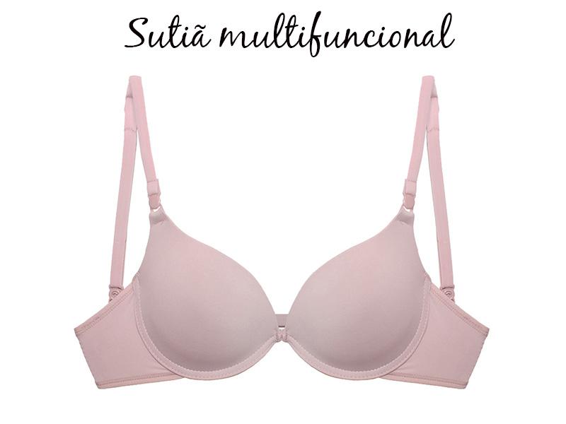 Sutiã Multifuncional