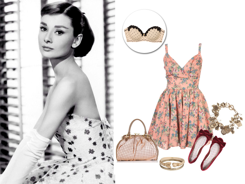 Estilo das divas - Audrey Hepburn