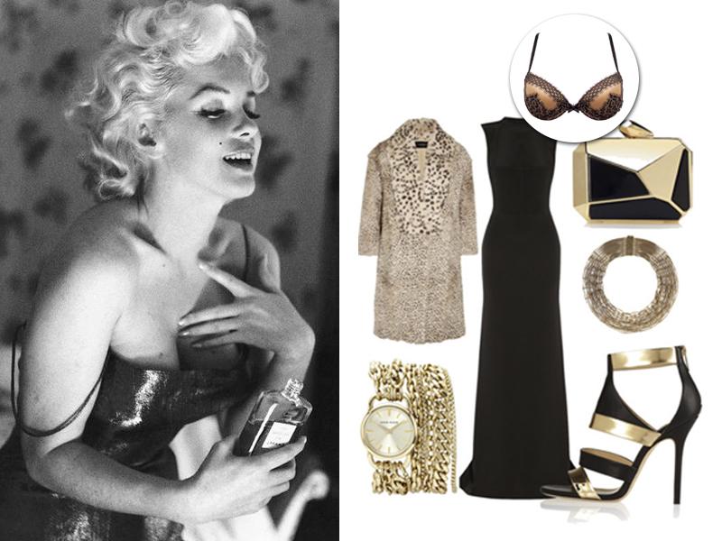 Estilo das divas - Marilyn Monroe