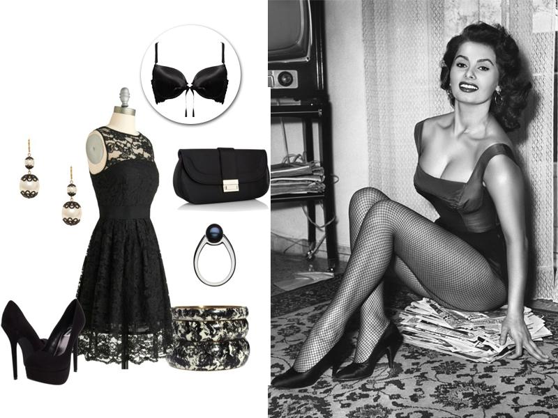 Estilo das divas - Sophia Loren